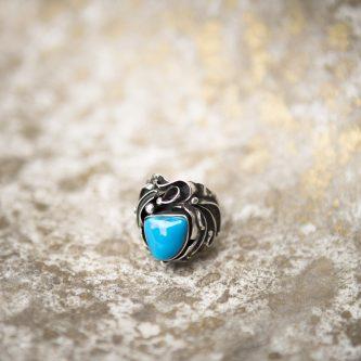 Turquoise Ring | Belle Femme